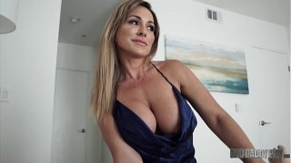 Hot Mom Aubrey Black Fucks spouse While Role Playing His Step daughter-in-law